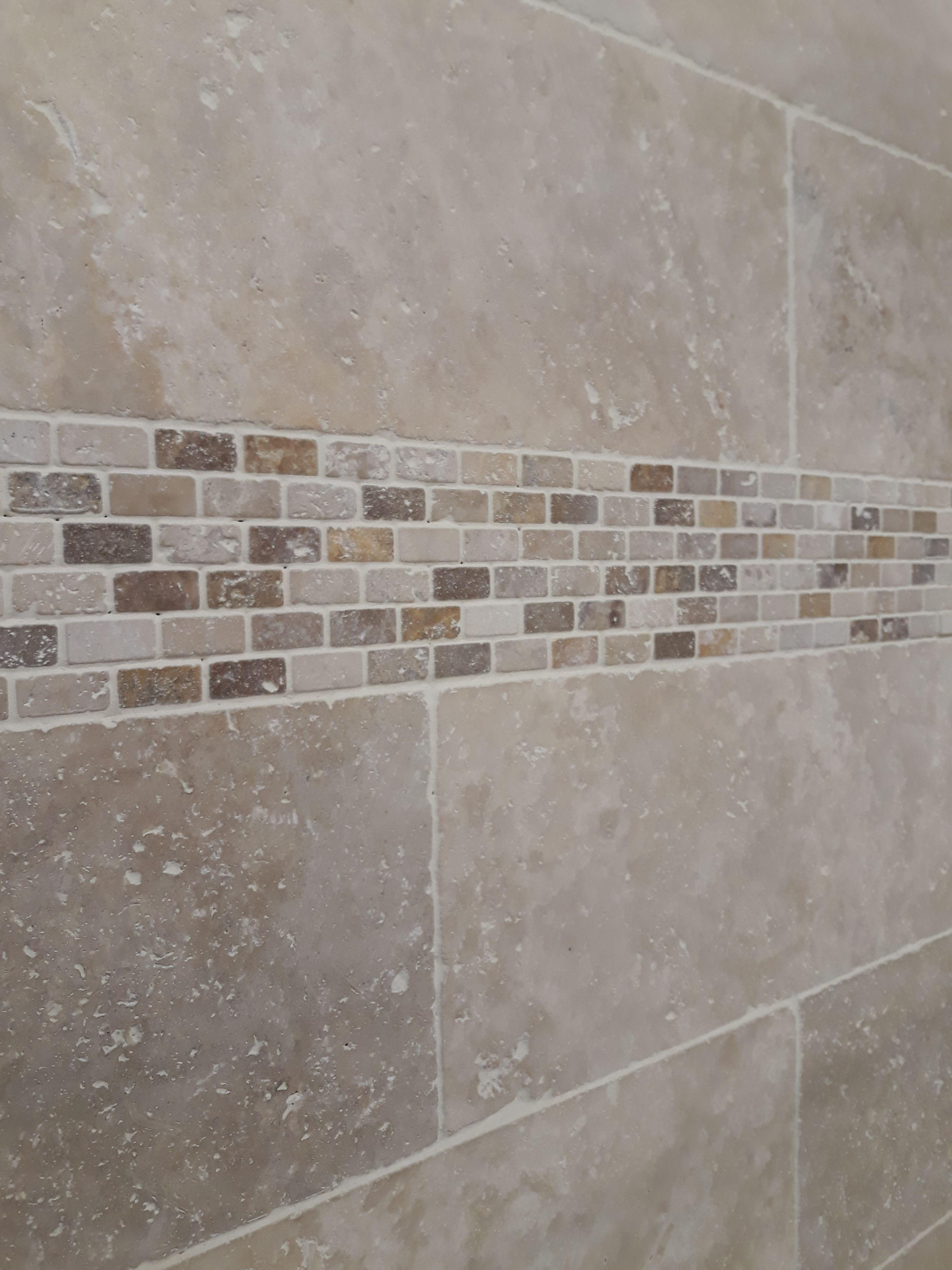 Exemple murs - Gamme Travertin - Leroy Merlin | CHOIX FINAUX ...