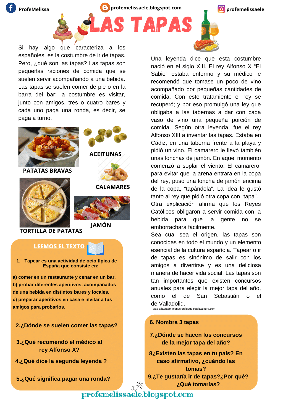 160 Ideas De Comida En 2021 Comida Clase De Español Aprender Español