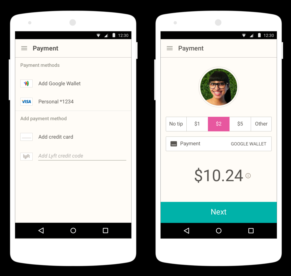 Lyft Wants to Provide Multiple Payment Options, Includes