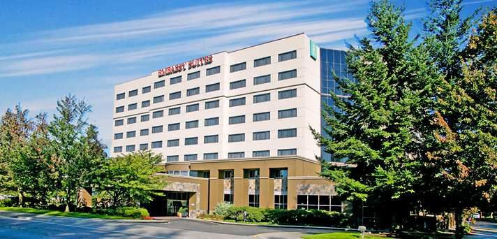 Embassy Embassy suites, Airport hotel, Seattle