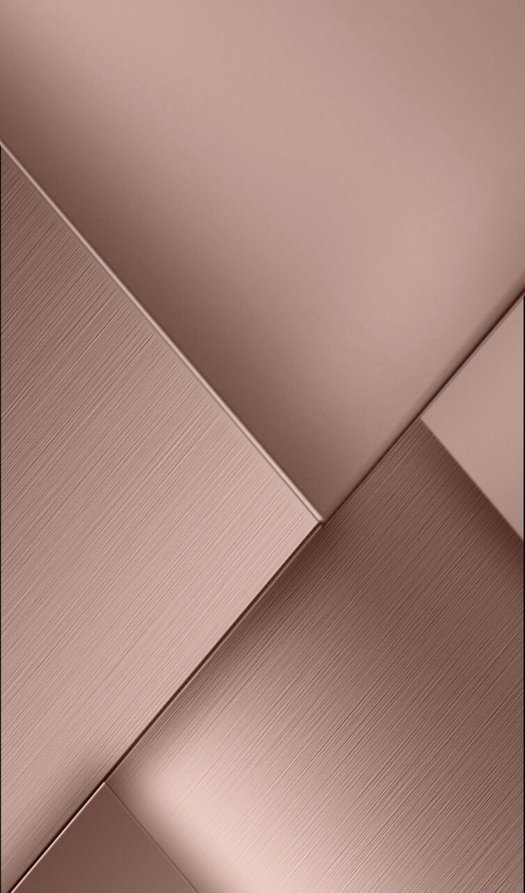Rose Gold Sleek Wallpaper Abstract And Geometric