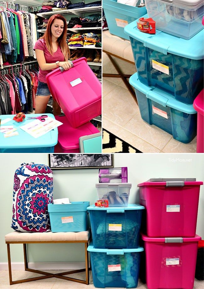20 Hacks & Tips To Make College Move In Day A Breeze ...