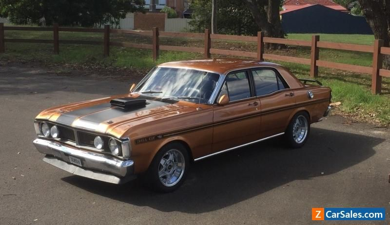 Car For Sale 1971 Ford Falcon Xy Gt Replica With Images Ford