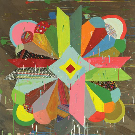 splattery geometric