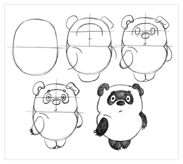 15 Dibujos A Lápiz Que Son Muy Fáciles Para Dibujar Con Los Niños Producción Artística Cómo Dibujar Cosas Dibujos