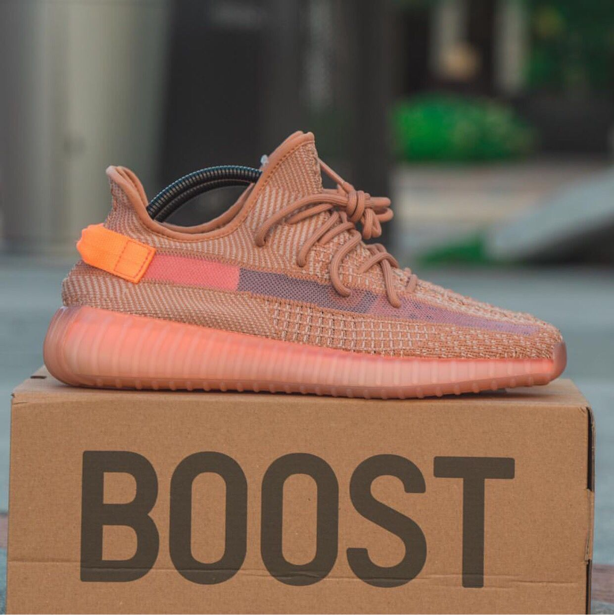 "7ab48546864fe Yeezy Boost 350 V2 ""Clay"" 