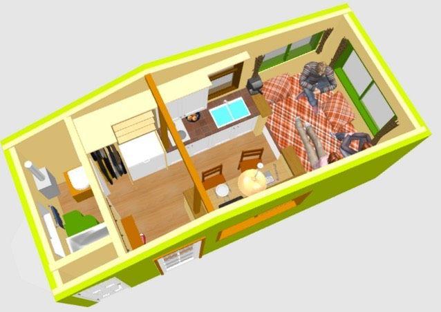 High Quality House · Smart Tiny House Framing ...
