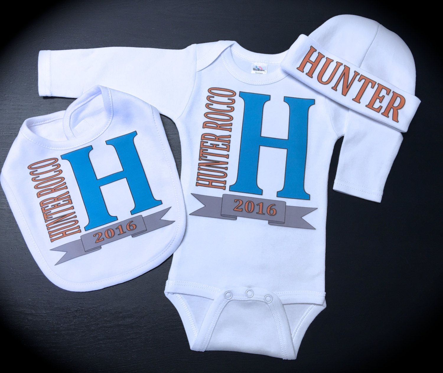Personalized baby gifts personalized baby hat coming home outfit personalized baby gifts personalized baby hat coming home outfit bib birth negle Images