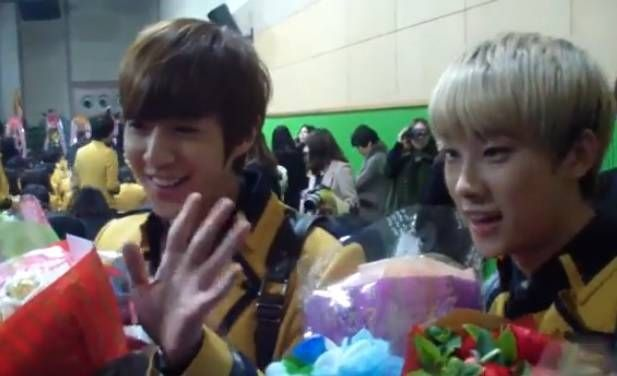 A-JAX' Seungjin and Seungyub take you BTS of their high school graduation | allkpop