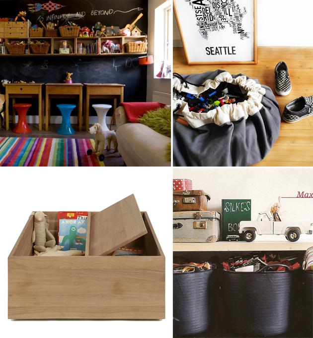 kids room play room storage ideas timber