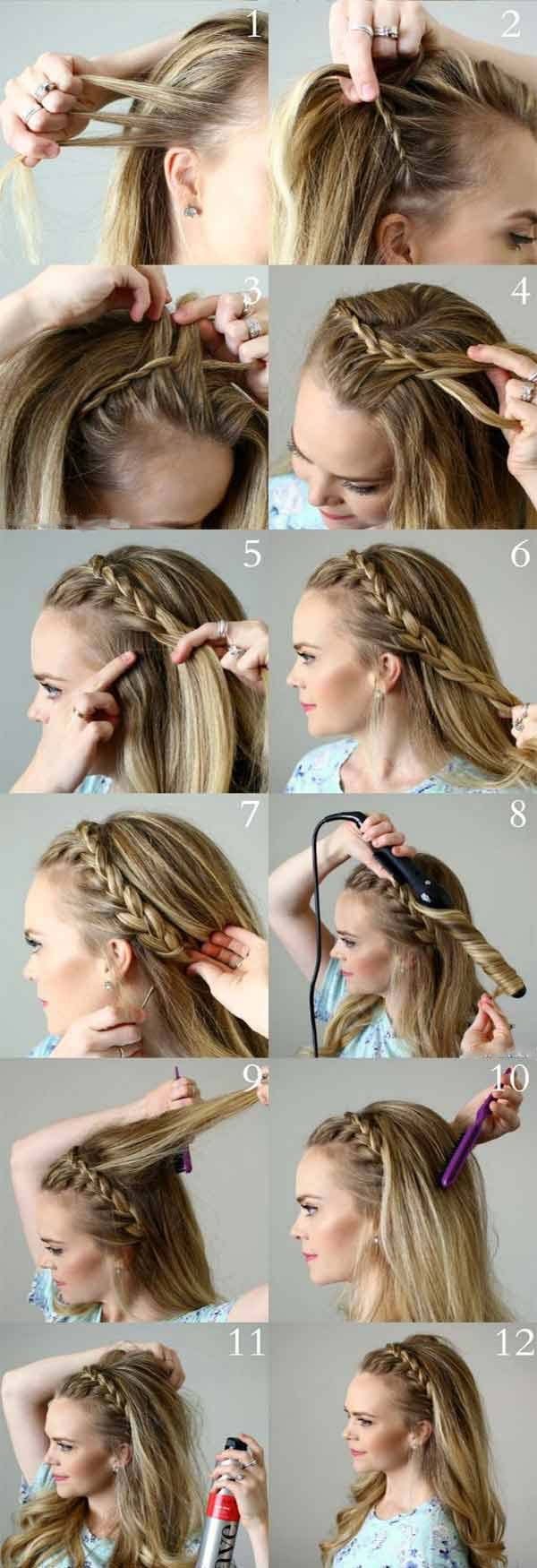 Stylish Hairstyles for Short Hair  Chic hairstyles Stylish