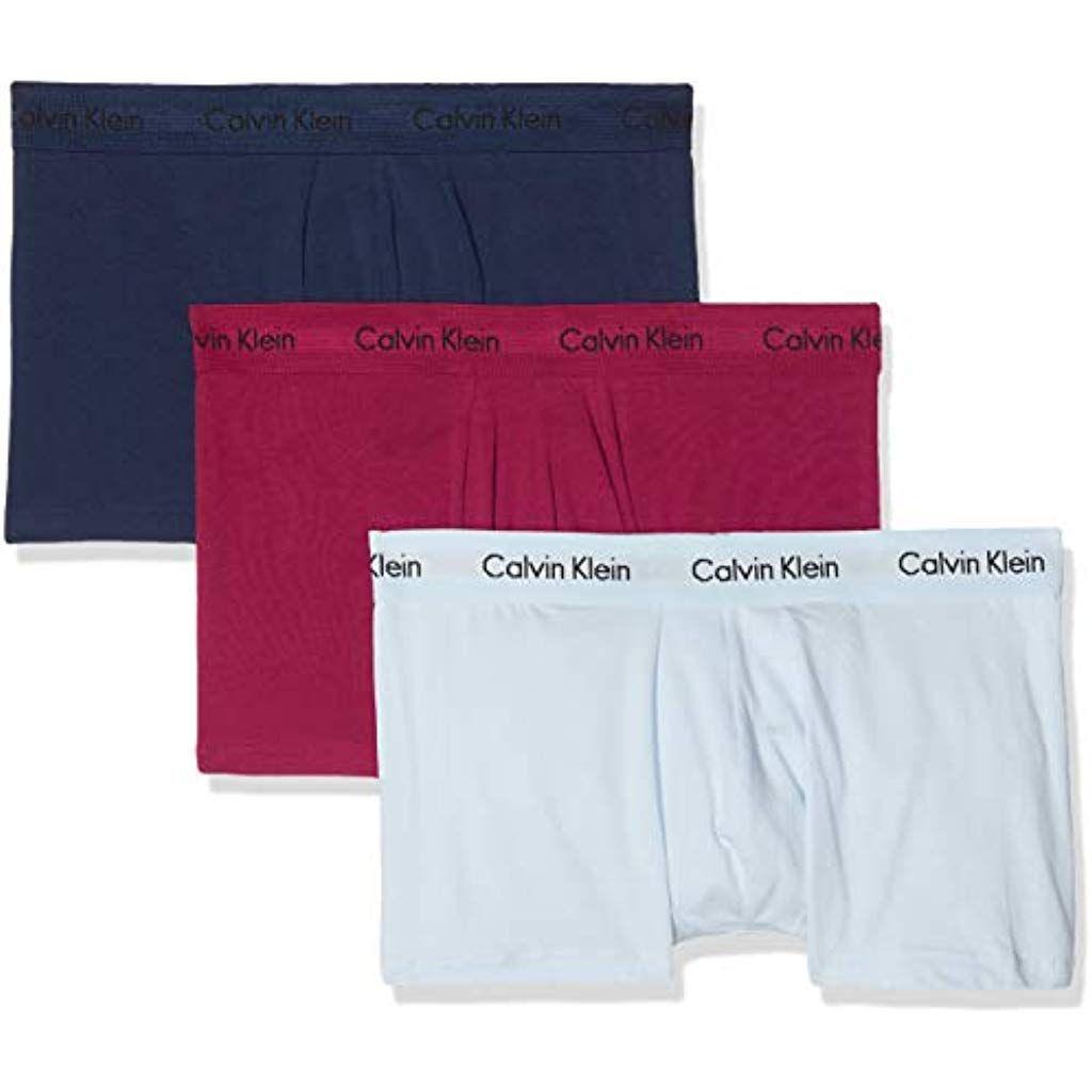 Calvin Klein Herren Boxershorts 3er Pack Bekleidung Herren Pullover Strickjacken Pullover Bekleidung H Herren Boxershorts Boxershorts Calvin Klein Herren