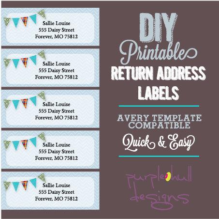 pennant banner bunting return