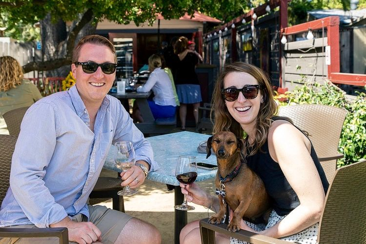 Pair your favorite things vino and Fido at these