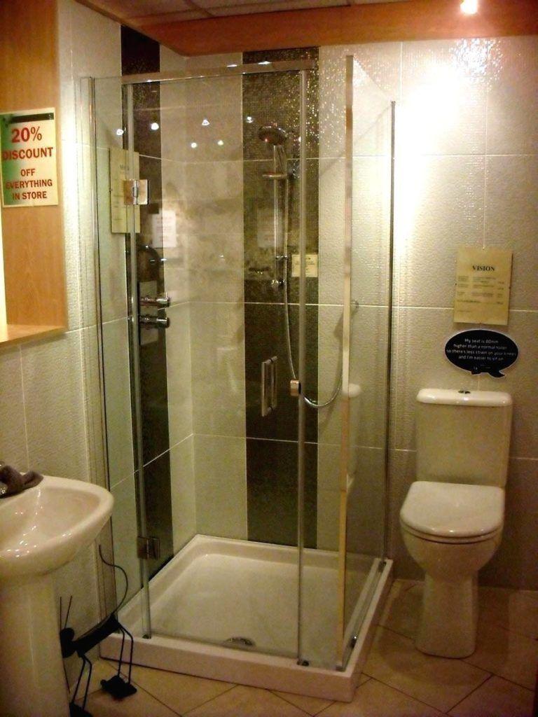 Home Design Small Bathroom Ideas With Corner Shower Only Corner Shower Shower Cubicles Small Bathroom