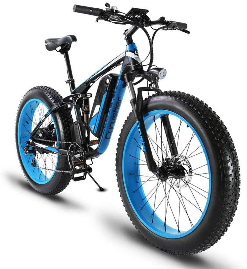 Extrbici Xf800 E Bike Mountainbike 1000w 48v 13ah 624wh Akku Elektrofahrrad 26 Zoll Shimano 7 Gang Schaltung Hydraulische B Elektrofahrrad E Bike Elektro Rad