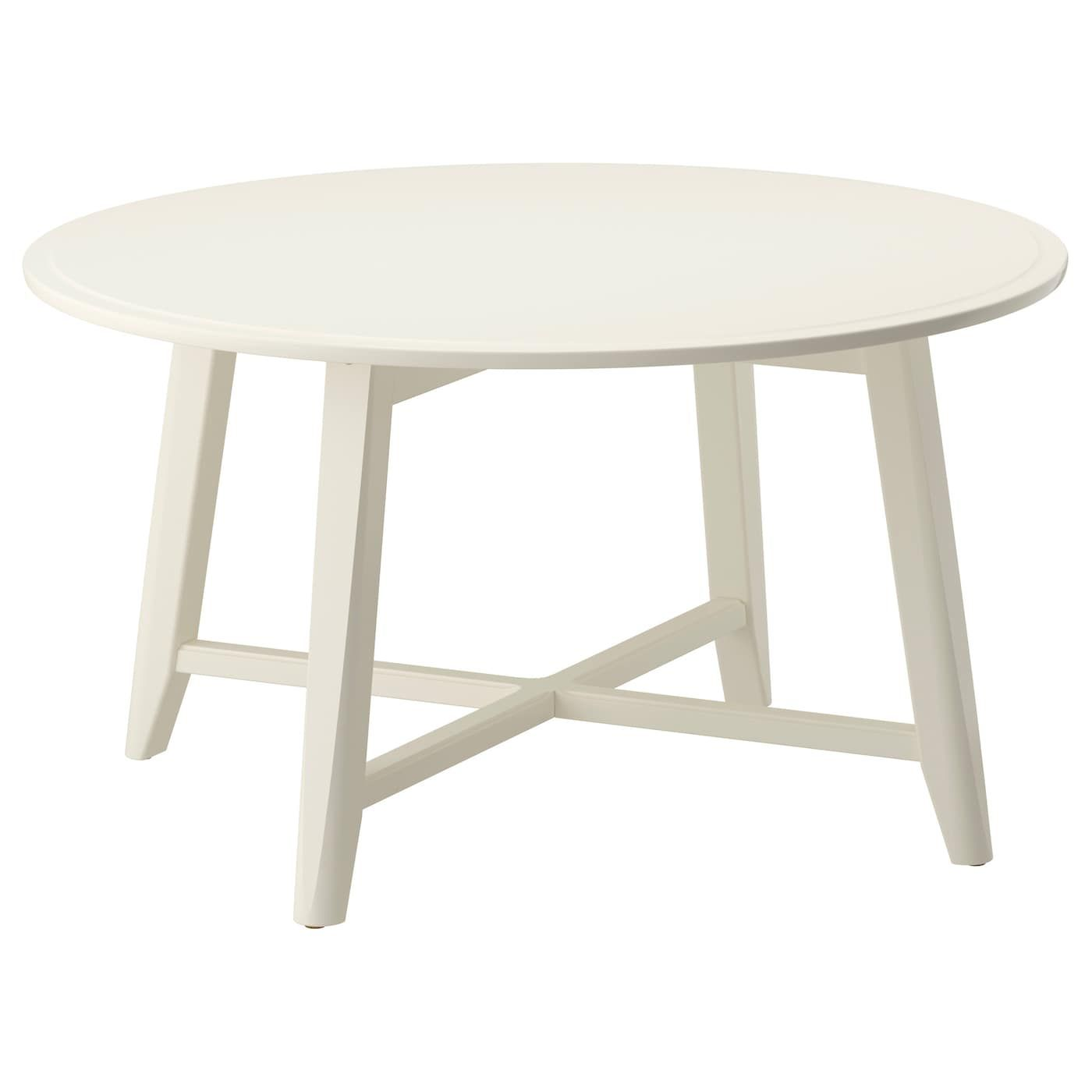 Kragsta Coffee Table White 35 3 8 Round Soft Shapes And Crafted Details Are Characteristic Of Kragsta Co Coffee Table White Ikea Coffee Table Coffee Table [ 1400 x 1400 Pixel ]