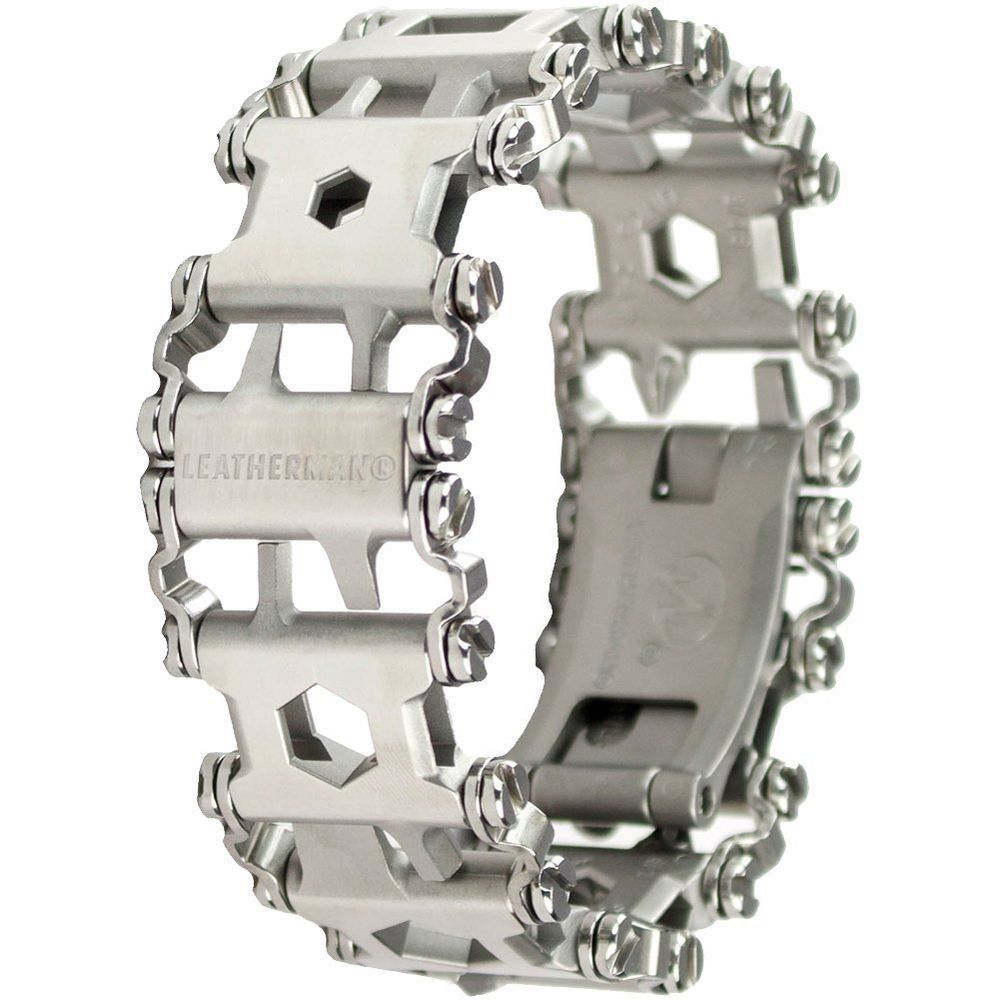 Mens Bracelet Best Multi Tool Stainless Steel Leatherman Christmas Birthday Gift #MultiToolLeatherman