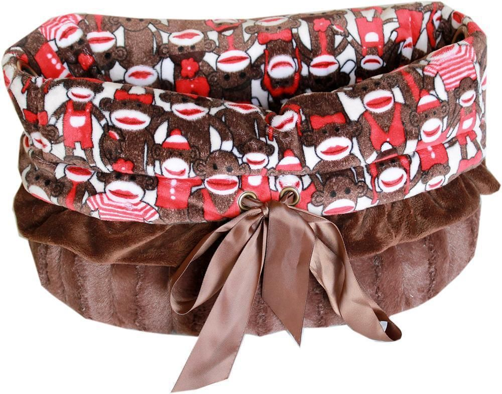 Reversible Snuggle Bug Bed, Carrier and Car Seat All in