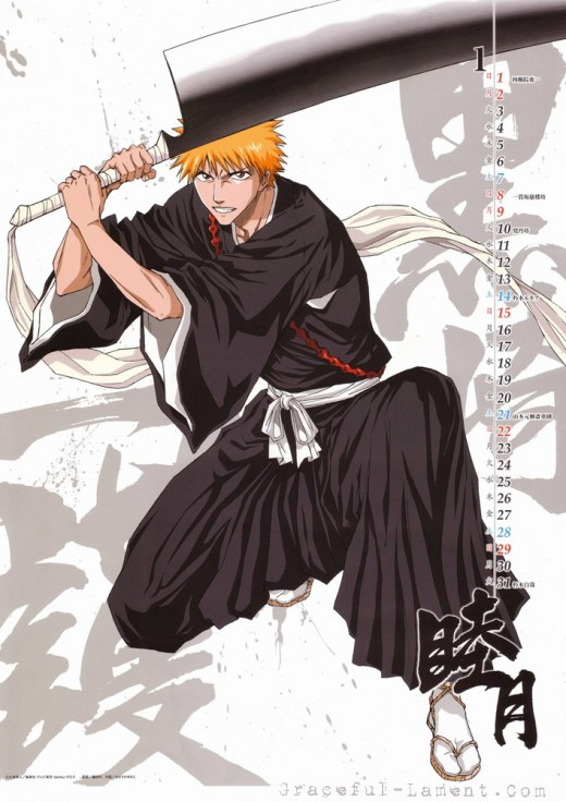 Different Forms Of Ichigo Bleach Funny Bleach Characters Anime