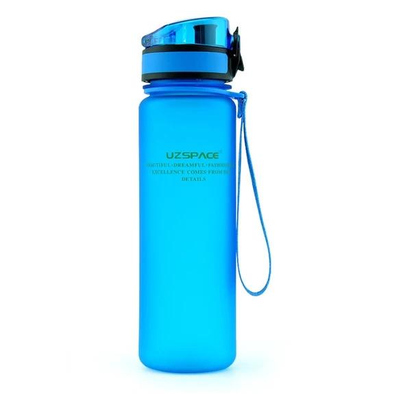 Sport Water Bottle Tritan Plastic /& Bpa Free Drinking Bottles For Outdoor