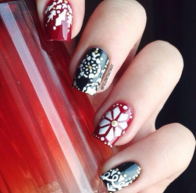 Jessica Christmas Nails: Pin By Jessica Bastear On Hair Did, Nail Did, Everything