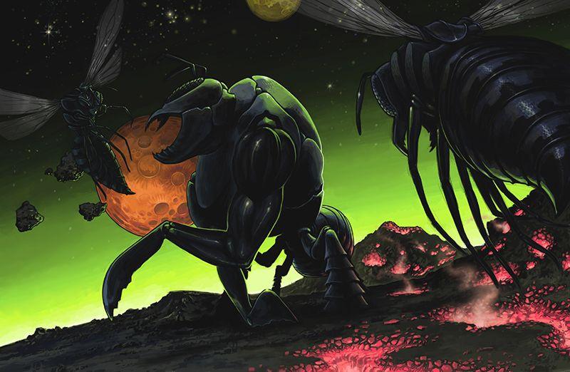 Astrobugs