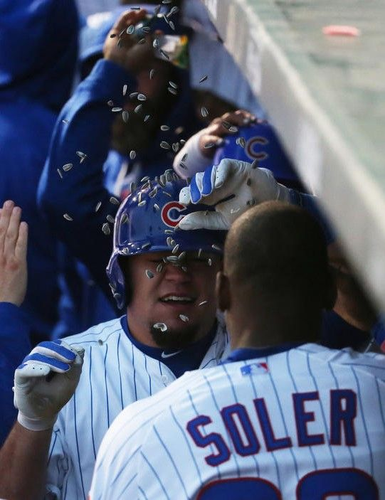 Kyle Schwarber contributes to Cubs' postseason push | Cubs | Kyle