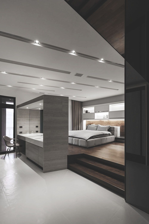 bedroom modern luxury. Luxury Connoisseur//Modern, Minimalist Bedroom Design Lo Residence By LGCA\u2026 Modern S