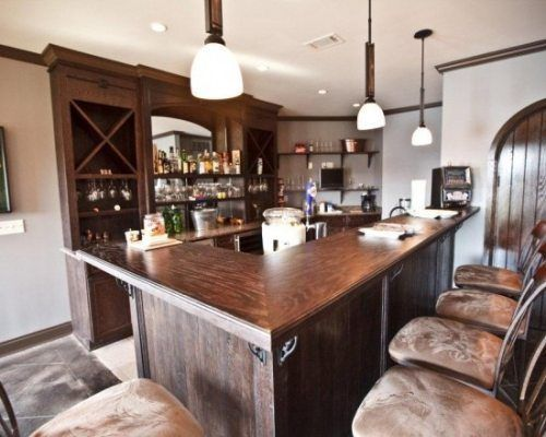 30 Awesome Home Bars   Refined Guy