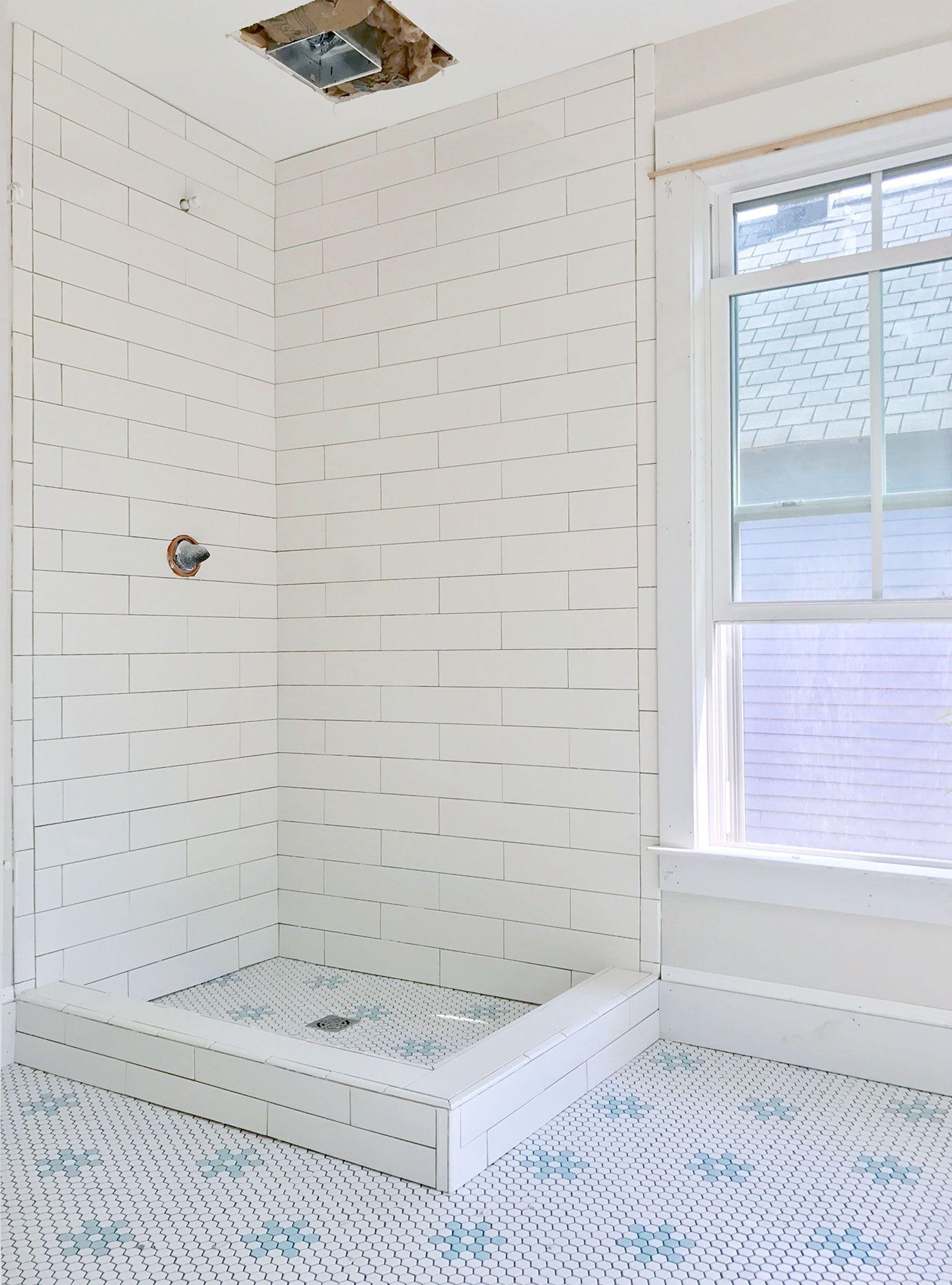 HOLY THINSET, BATMAN! The Beach House Bathrooms Are Tiled | Decor ...