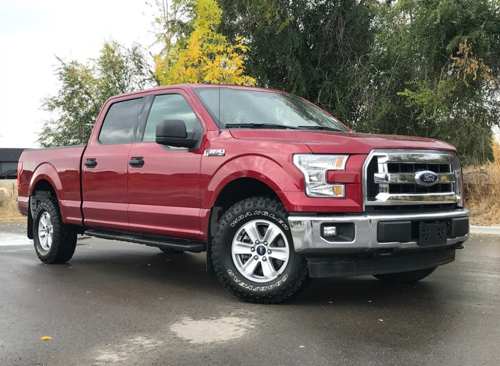 2017 Ford F 150 Xlt Supercrew Lb 4wd 29 995 Used Ford Ford