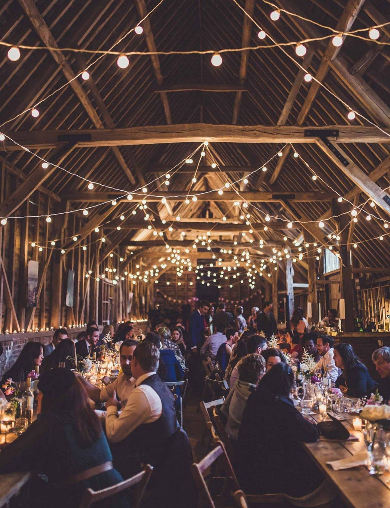 23 Rustic Wedding Lighting Design For