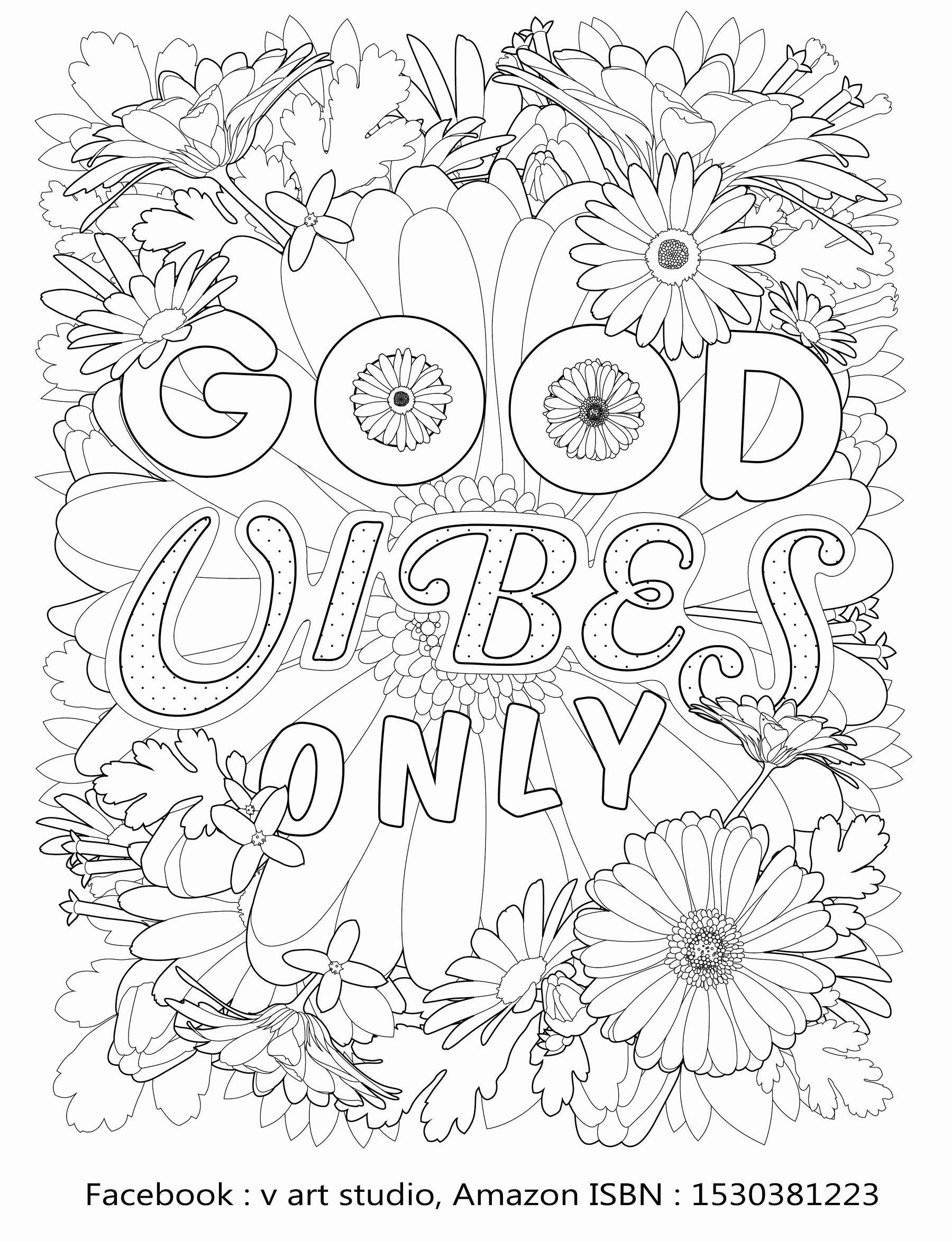 Coloring Book Sheets