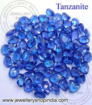 Real Tanzanite - Genuine Natural Semi Precious Gemstone