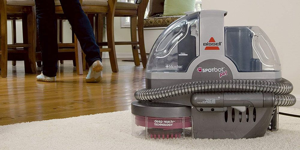 10 Best Portable Carpet Cleaners for Carpets, Stairs, Pets