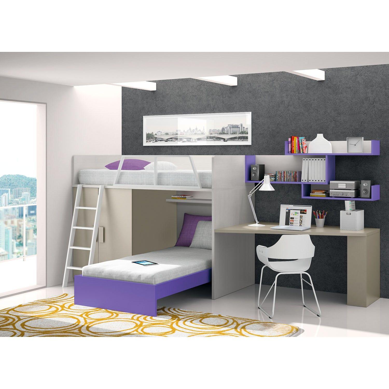 Dormitorio Juvenil Violet Furniture Ideas Kids Rooms And Room