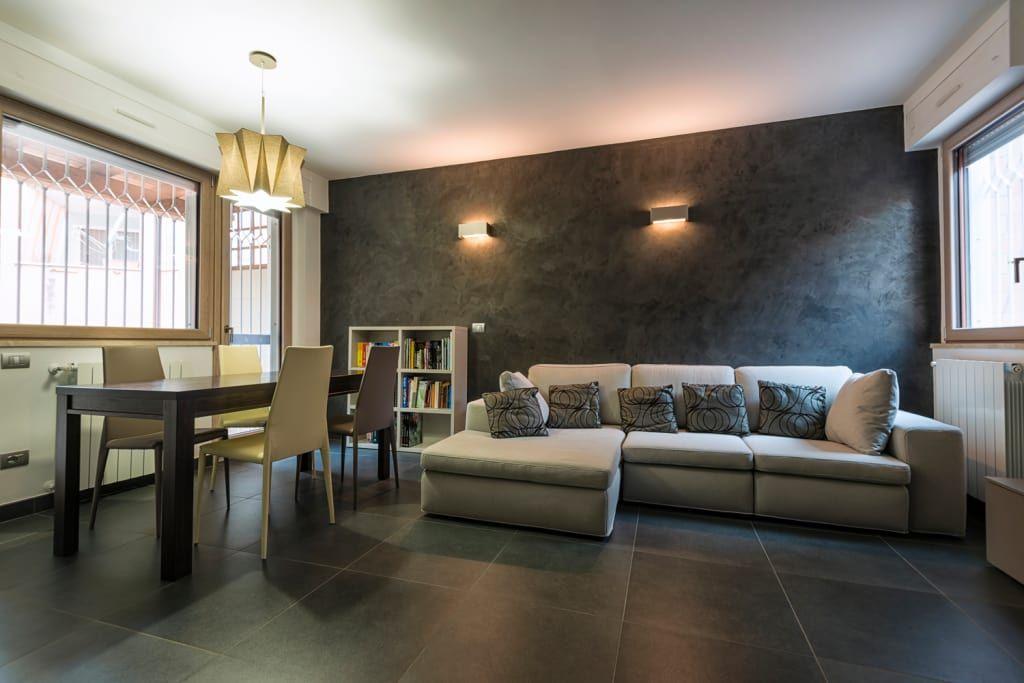 14 Fantastici Appartamenti Moderni Progettati a Roma ...