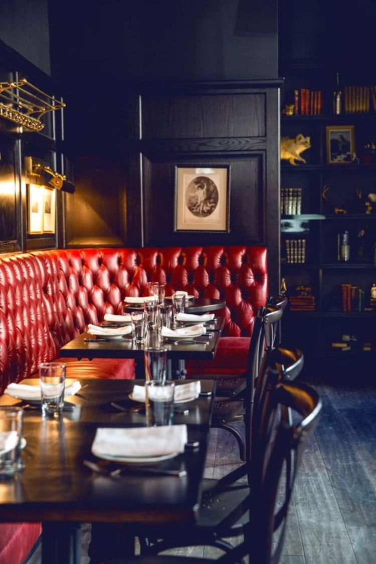 The Psychology Of Restaurant Interior Design Part 1 Color With