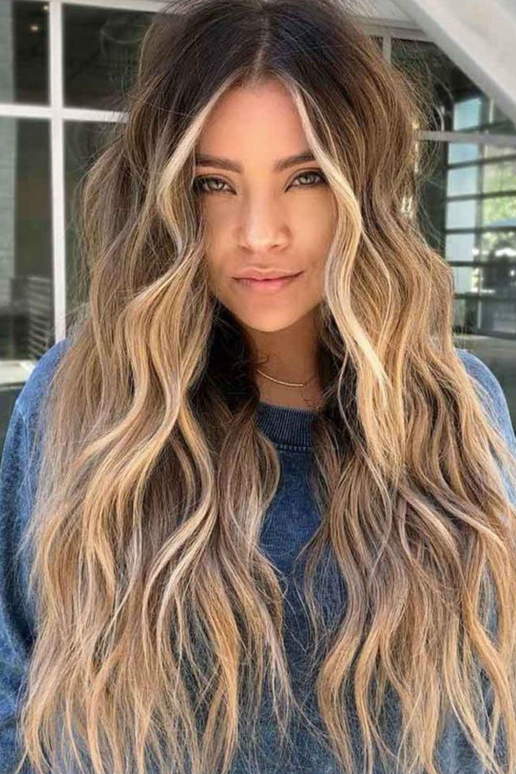 25++ Coiffure cheveux long 2021 le dernier