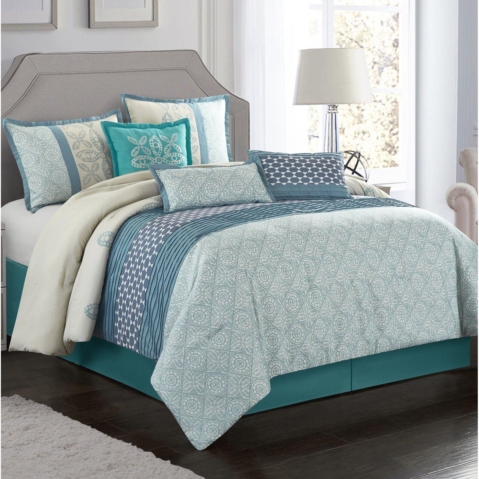 Winston Porter Malachy Comforter Set Wayfair Comforter