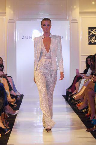 زهير مراد يعرض مجموعة فساتين سهرة جديدة في دبي Haute Couture Fashion Fashion Fashion News