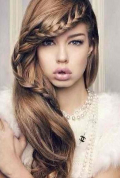40 Prom Hairstyles For 2021 Pretty Designs Long Hair Styles Hair Styles Braided Hairstyles For Wedding