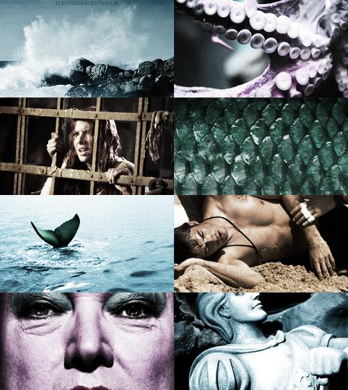 Here between ocean and sky, forever and on     Rachel Hurd-Wood as ArielIan Somerhalder as Prince EricKathy Bates as Ursula