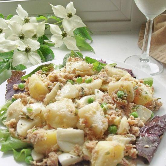 Tuna Potato Salad Recipe Easy