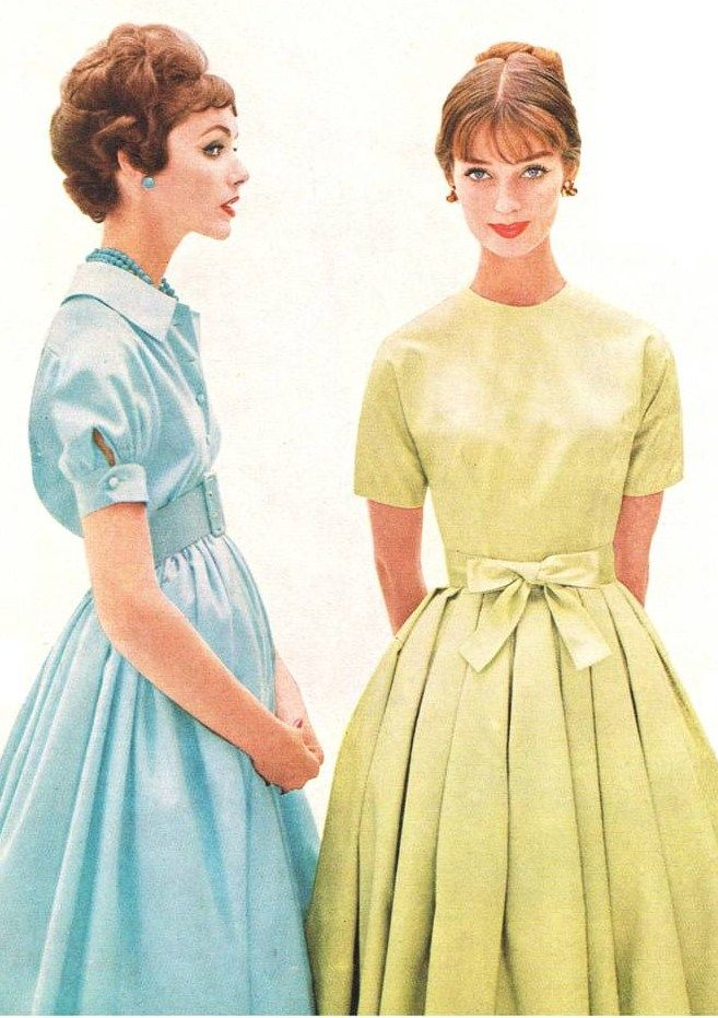 Classic 50 39 s shirt dresses 50 39 s glam pinterest for Classic 50s housewife
