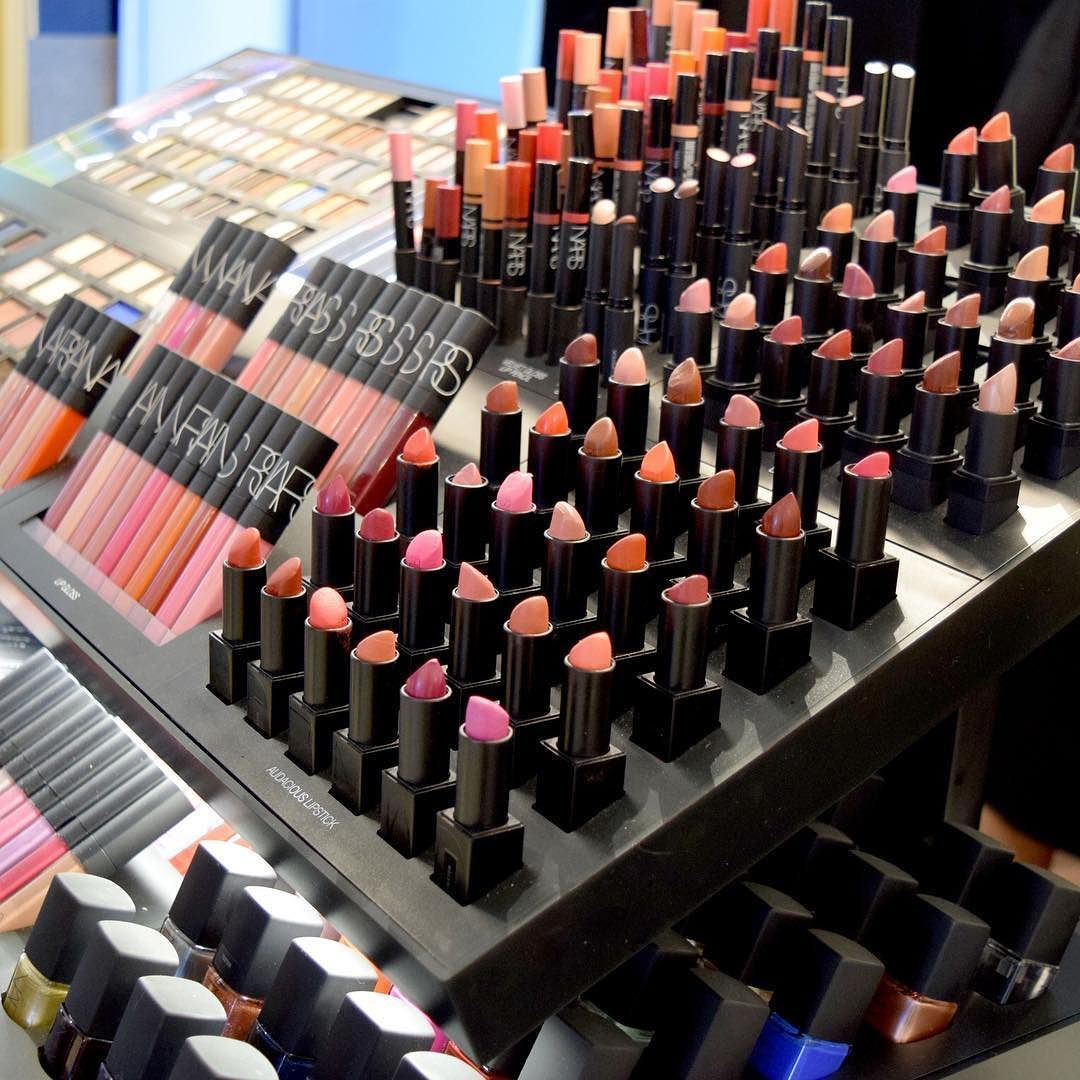 All these pretty little NARS goodies are now at Macy's