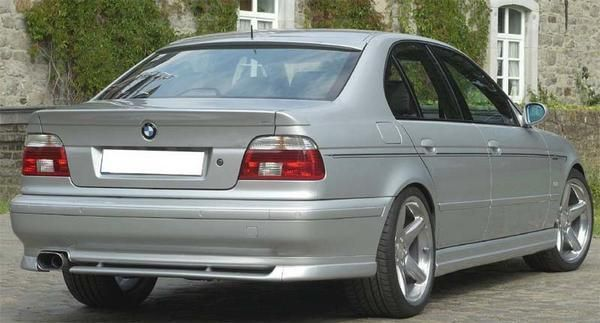 1995 2003 Bmw 5 Series Roof Spoiler E39 Ac Schnitzer Style Bmw 5