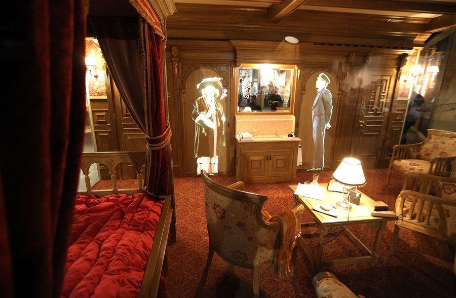Resultat De Recherche D Images Pour Interieur Cabine Titanic Miniature