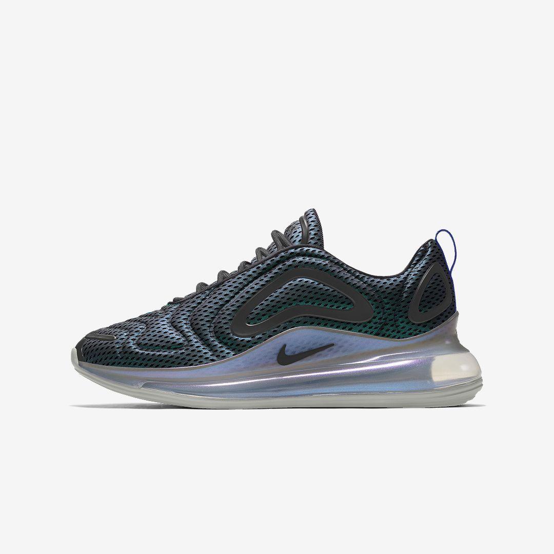Nike Air Max 720 By You Custom Men's Lifestyle Shoe (Multi